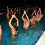 מסיבה בבריכה