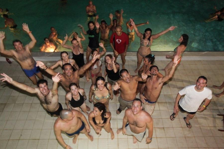ימי הולדת למבוגרים בבריכה