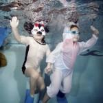 ימי הולדת בבריכה