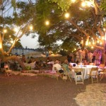 אירוע חתונה בבריכה
